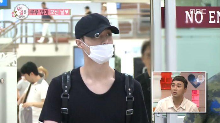 《我们结婚了》意外亮点 EXO LAY惊喜出镜