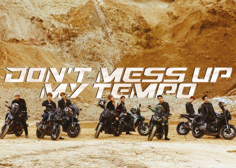 摩托車引擎響起來了!EXO回歸概念影片公開