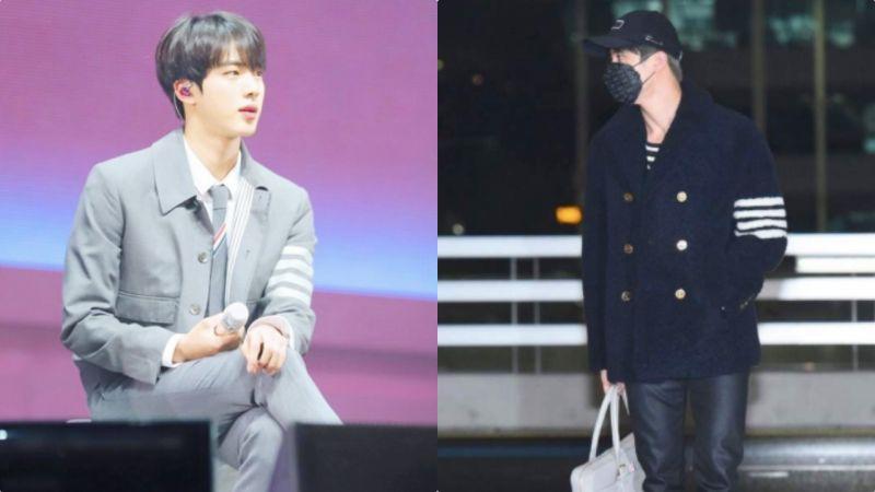 BTS防彈少年團JIN為什麼這麼執著這個服裝品牌?理由讓人很服氣XD