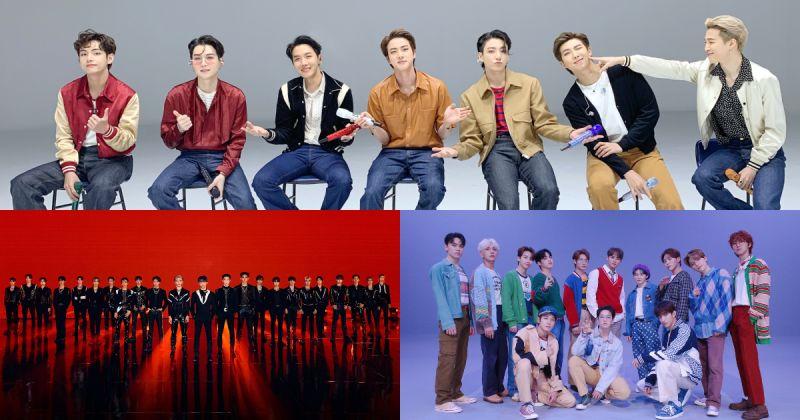 【男团品牌评价】BTS防弹少年团评价指数暴增 达 11 月的 2.7 倍!