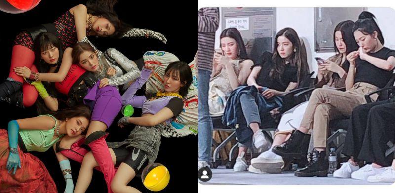 Red Velvet這張照片火爆了!粉絲看完直呼:太帥了,還缺跑腿小妹嗎XD