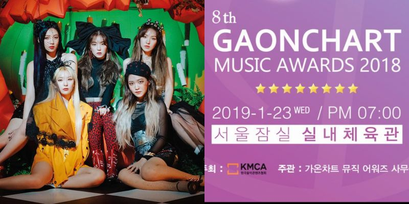 《Gaon Chart Music Awards》金鍾國 × MOMOLAND Nancy 主持 Red Velvet 確定加入陣容!