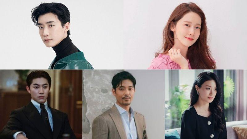 新劇《Big Mouth》陣容令人期待!李鍾碩、潤娥收到男女主角提案,郭東延、金柱憲、玉子妍也有望加入!