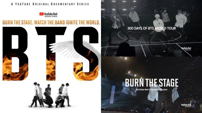 防弹少年团纪录片《Burn the Stage》终於来了! 今晚公开第1、2话