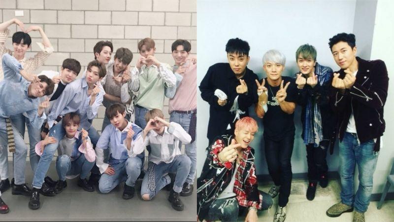 超期待啊!水晶男孩與Wanna one將在「MBC歌謠大祭典」上帶來合作舞台!