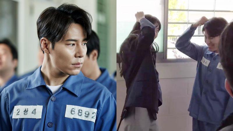 李奎炯为客串出演《秘密森林2》挨饿三天,「尹科长」变成「小迷糊」XD