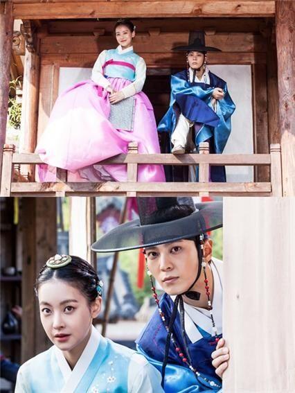 周元、吳漣序主演SBS新劇《我的野蠻女友》定檔2017年5月播出