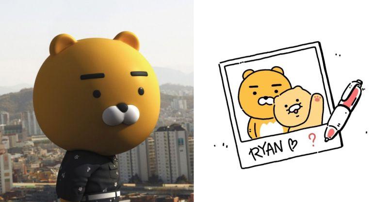 Ryan成為貓奴了~收養了一隻叫做「春植」的流浪貓!