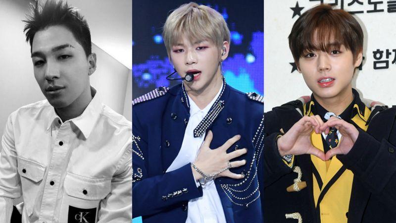 2 月男团成员个人品牌评价出炉 Wanna One 姜丹尼尔蝉联冠军 7 个月!