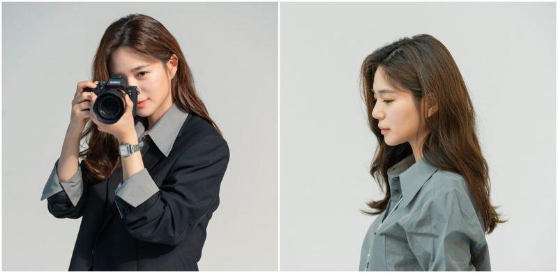 《模范刑警》李伊利雅最新剧照与海报公开:变身美女记者