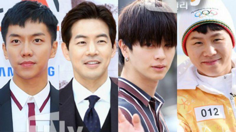 李昇基、李相侖、陸星材、楊世亨確定出演SBS新綜藝《家師父一體》 4日開拍