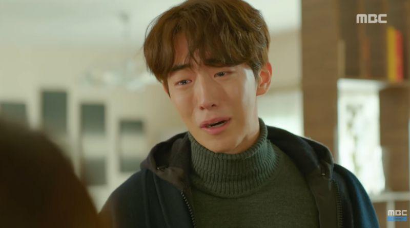 《舉重》中南柱赫演技大躍進 哭戲賺人熱淚!