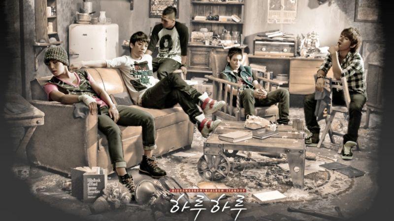 好歌破亿十年不晚⋯⋯BIGBANG 经典作品〈Haru Haru〉MV 破亿啦!