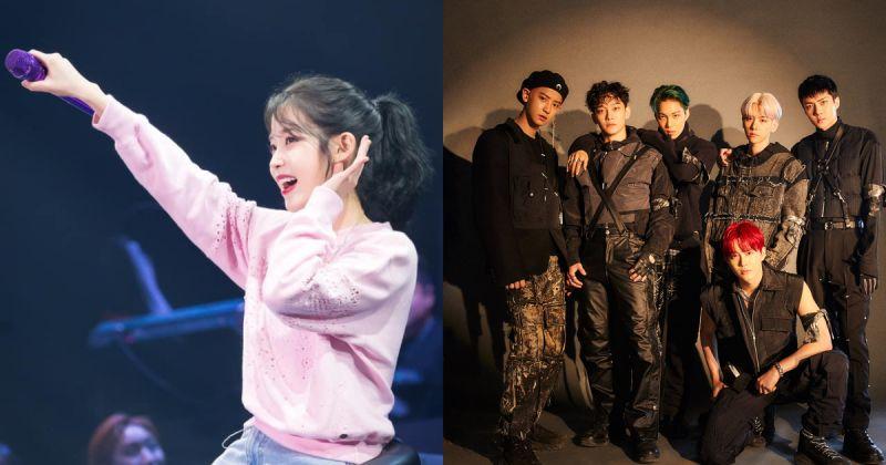 毋庸置疑的銷售實力!IU、EXO 在 Gaon Chart 最新週榜上成雙冠王