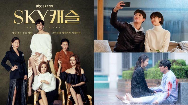 韩剧《SKY Castle》击败《男朋友》、《阿尔罕布拉宫的回忆》登上话题性一位