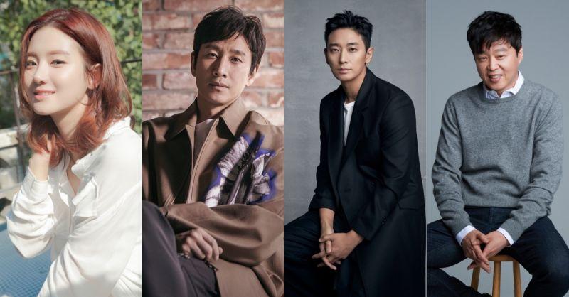 演出陣容完成!電影《Silence》將由李善均、朱智勛、金希沅、朴柱炫等人共同合作!