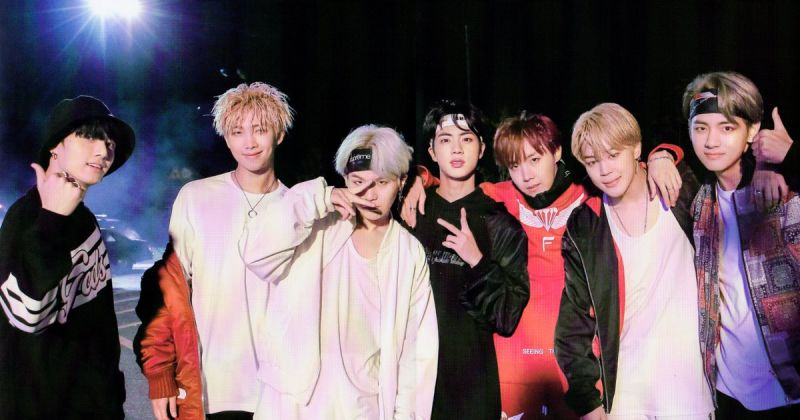 BTS防弹少年团〈MIC Drop〉跨过新门槛 刷新韩国歌手拥有的破九亿 MV 数纪录!