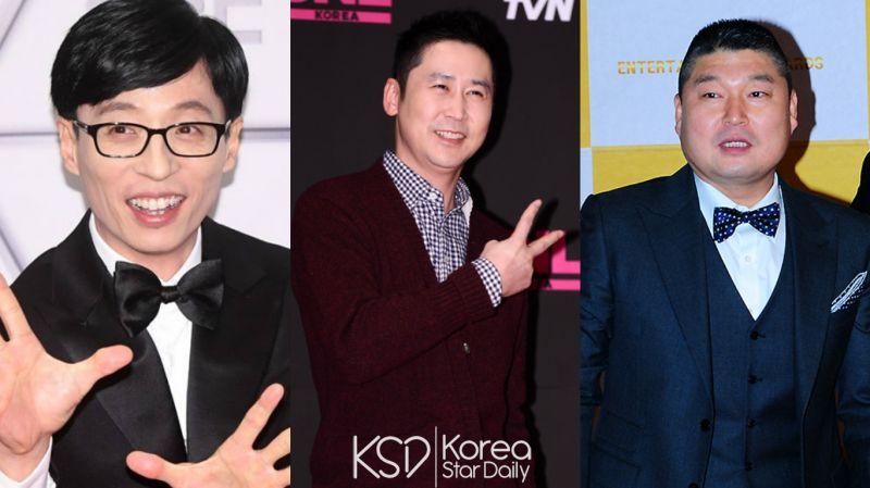 SM娱乐逐渐壮大…集结了知名MC刘在锡、姜镐童和申东烨 网民的关注点还有这些!