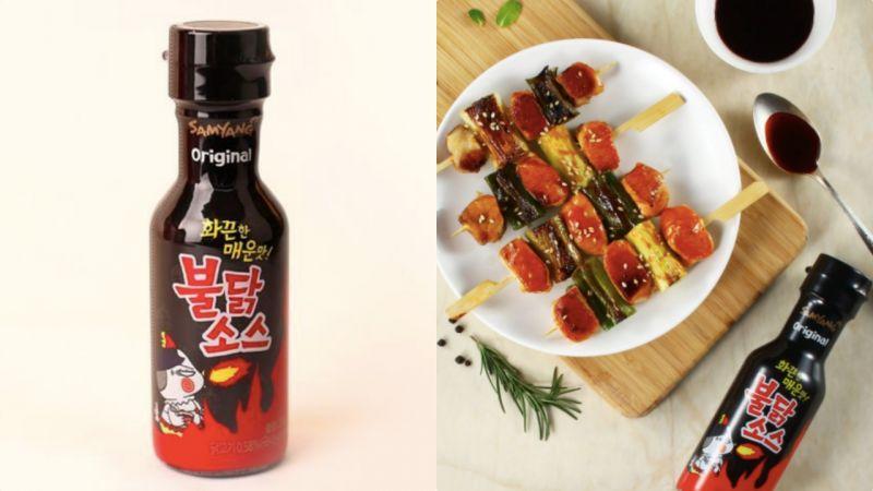 終於聽到食客心聲!辣火雞麵醬料SOLO出道,仁川機場就能買!