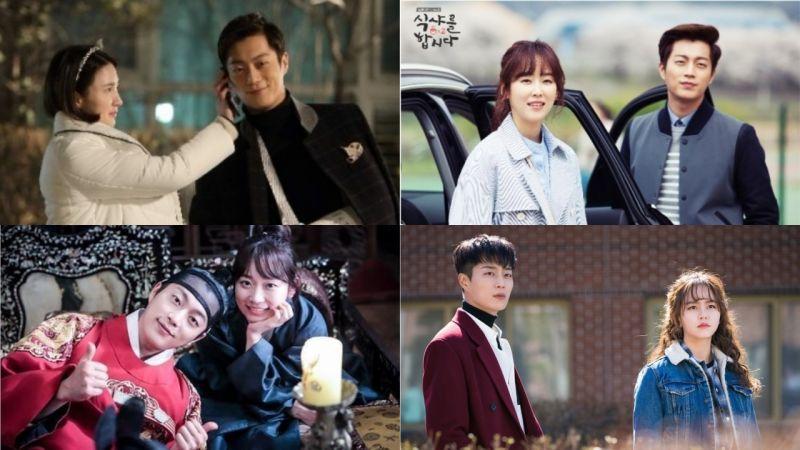 【演員特輯】尹斗俊合作過的這幾位女演員中,你最喜歡他跟誰搭擋呢?