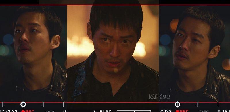 南宫珉频频发布新剧《日与夜》场边照,蓄胡粗犷新造型超吊人胃口