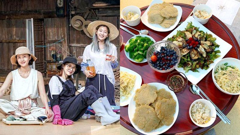 「家常飯最棒」朴素丹曬出《一日三餐》的5頓豐盛飯菜,看得讓人口水直流!