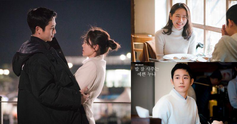 《经常请吃饭的漂亮姐姐》夺 2018 年度电视剧话题性冠军!JTBC、tvN 成前十名大赢家