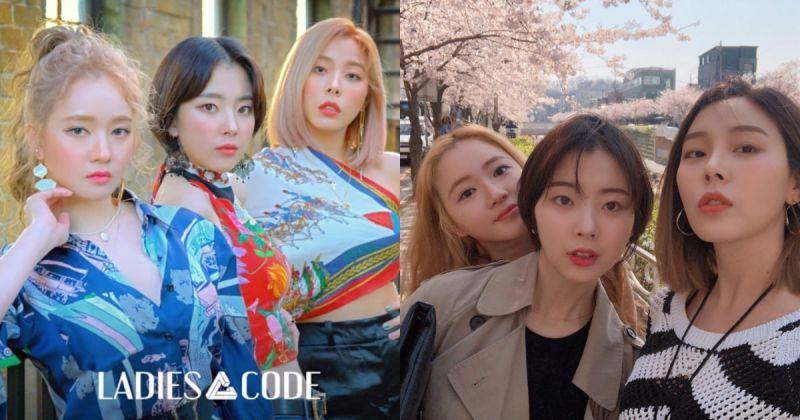 Ladies' Code 重拾復古風情 新專輯預告畫報全面公開!