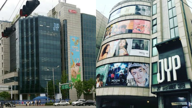 JYP 281億新大樓堪比五星級酒店!有機餐廳+豪華天台