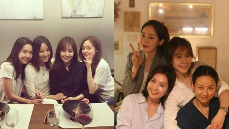 时隔14年的完整体,JTBC与一代女团Fin.K.L携手推出新综艺!将由《孝利家民宿》制作组制作!