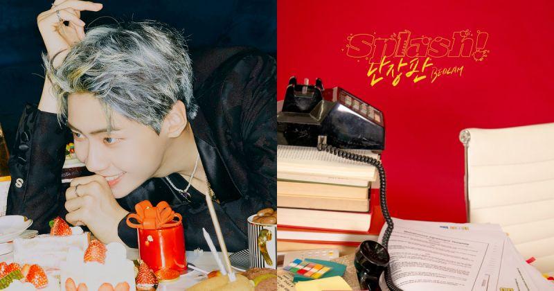 李鎭赫公开新专辑曲目表 以音乐串起自己的过去、现在和未来!