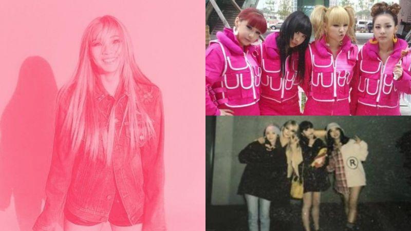 果然團魂滿滿啊!Dara為CL新曲宣傳:「這段時間只有我們聽的好歌終於可以一起聽了,BJ們集合!」