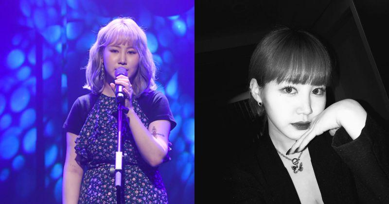 结束七年合作 15& 朴志敏与 JYP 约满不续!