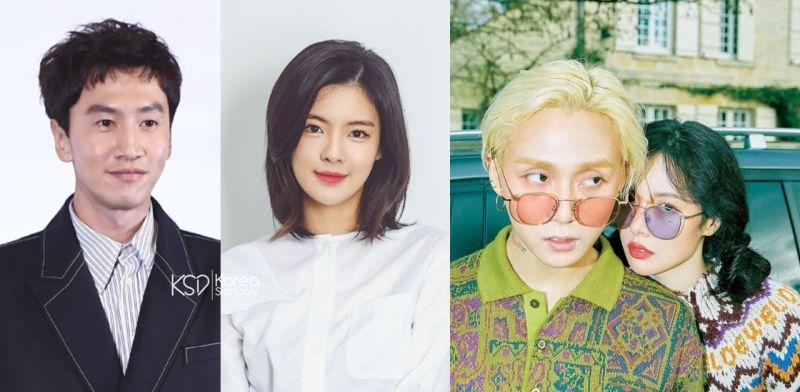 2018年承認戀情的4對演藝圈情侶!