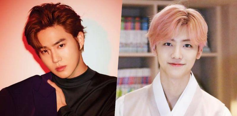 与众不同的出道历程! EXO SUHO&NCT渽民竟是做志工时被星探挖来SM当艺人