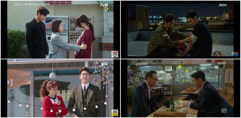 韓劇 本週無線、有線月火劇收視概況- 掌風仍居冠、Abyss 繼續追兇