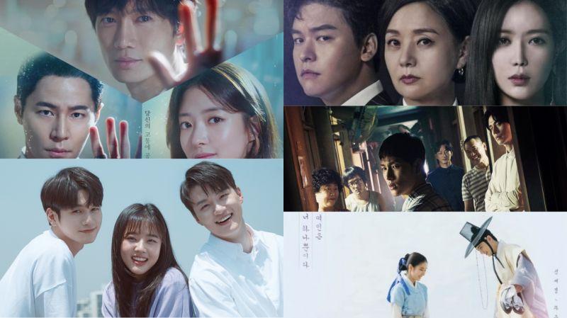 【KSD评分】由韩星网读者评分!《医生耀汉》完结夺一位 《他人即地狱》新上榜