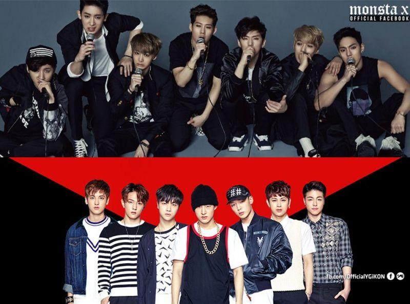 iKON與MONSTA X將於節目《The Remix》進行舞蹈生存賽