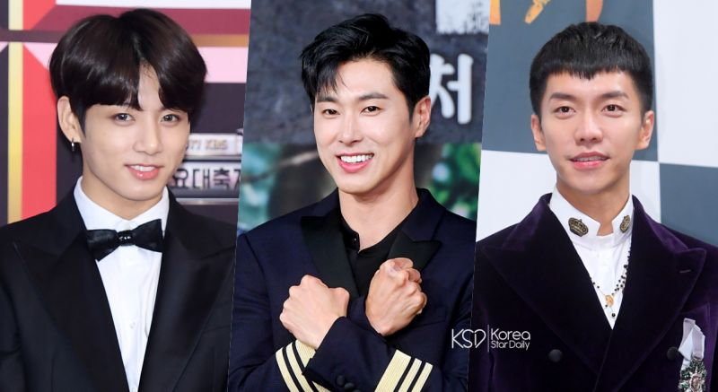 韩网投票「不论做什么都会成功的热情STAR」 TOP 3果然是允浩&柾国&李升基!
