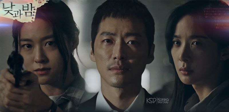 《日与夜》三版预告与日版海报公开:南宫珉、雪炫、李清娥复杂关系序幕开启