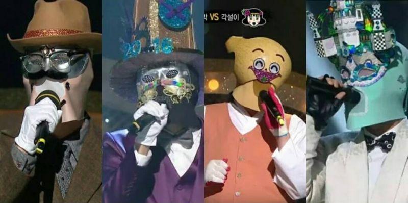 曾經出演過MBC《蒙面歌王》的Super Junior成員們!