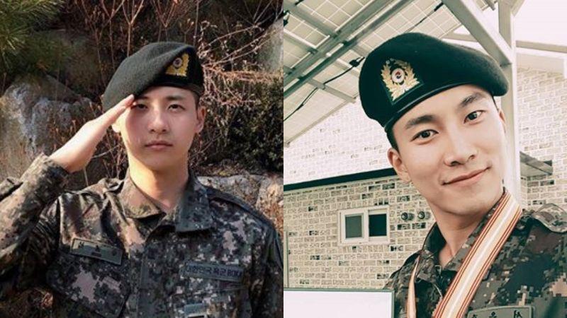 B1A4 CNU X BTOB徐恩光,令人出乎意料的軍中音樂合作!