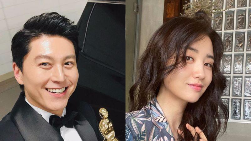 超低调的演员夫妇!柳秀荣恭喜妻子♥朴河宣获得BIFAN影后