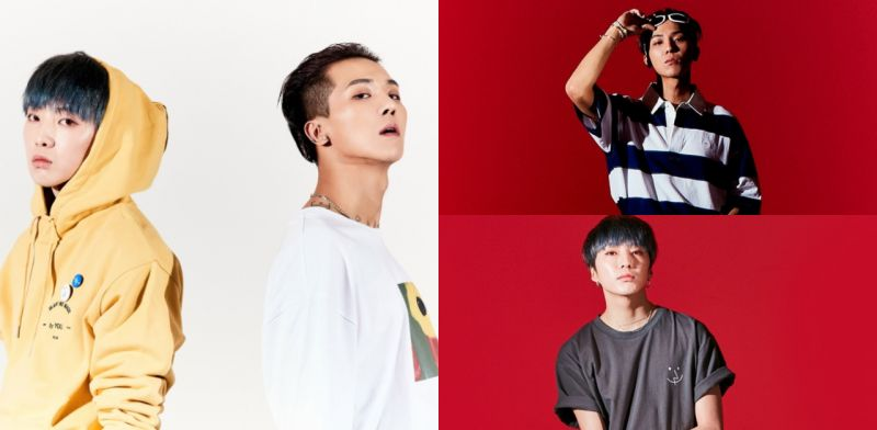 直接把「麻浦帅小子」宋旻浩的画穿在身上:WINNER宋旻浩&姜升润的PLAC byYOU