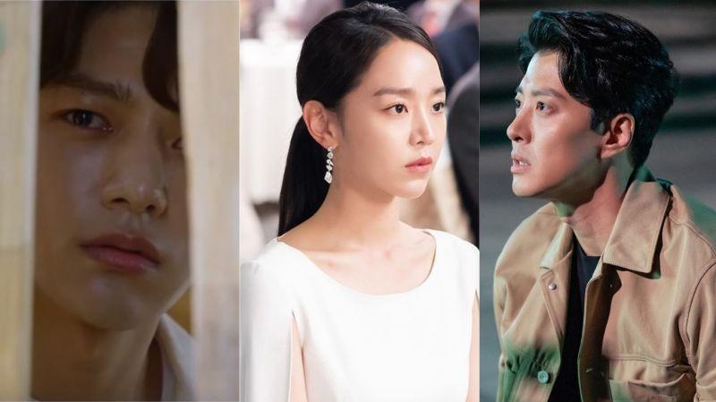 《僅此一次的愛情》本週看點:申惠善一人分飾二角&金明洙唯美哭戲&李東健的過去