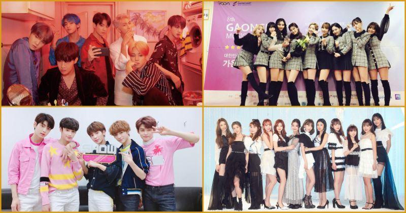 从BTS防弹少年团到 IZ*ONE 《人气歌谣 Super Concert》十团完整阵容出炉!