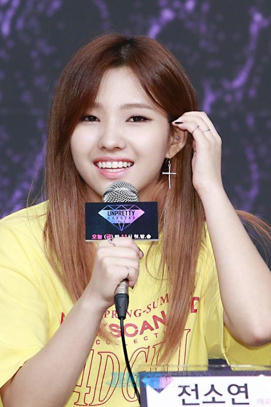 《Produce 101》饒舌潛力股全素妍 正式成為 BtoB、CLC 師妹
