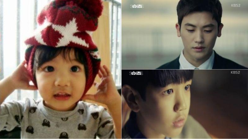 SHINee的儿子长大了!佑根在《金装律师》中饰演崔律师小时候,稳重的演技令人惊艳!