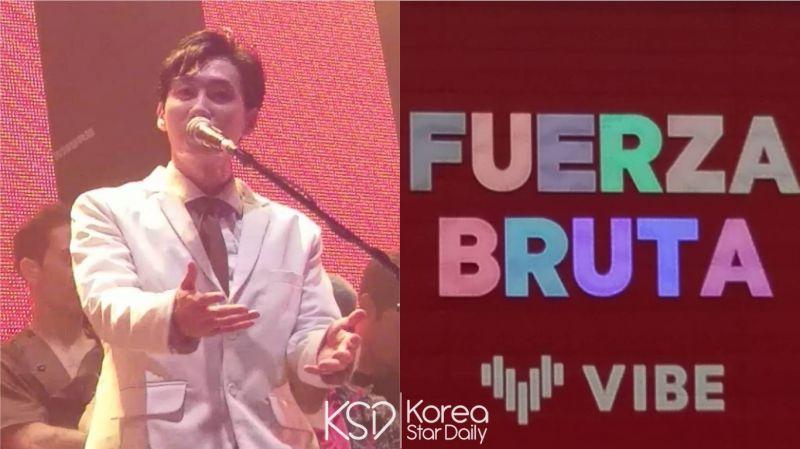 【后记】SJ银赫好棒哦、好帅哦之「2019 FUERZA BRUTA WAYRA in SEOUL」!
