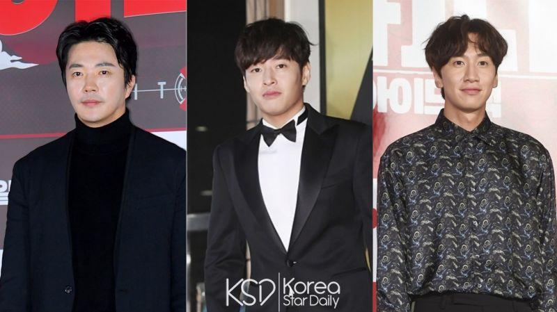 這個組合很可以!權相佑、姜河那、李光洙將主演新電影《海賊2》 預計今年(2020年)7月開拍